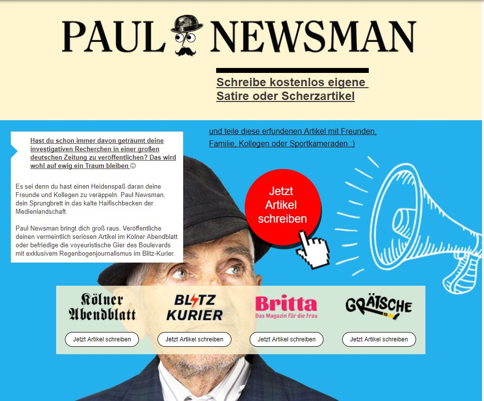 paul newsman